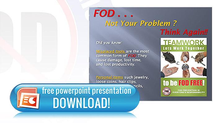 Free FOD PowerPoint Presentation