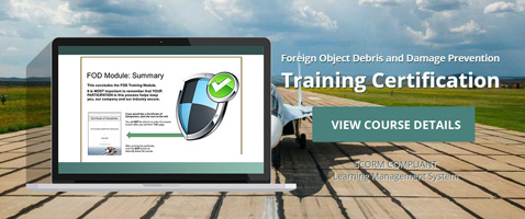 FOD Training Certification Course