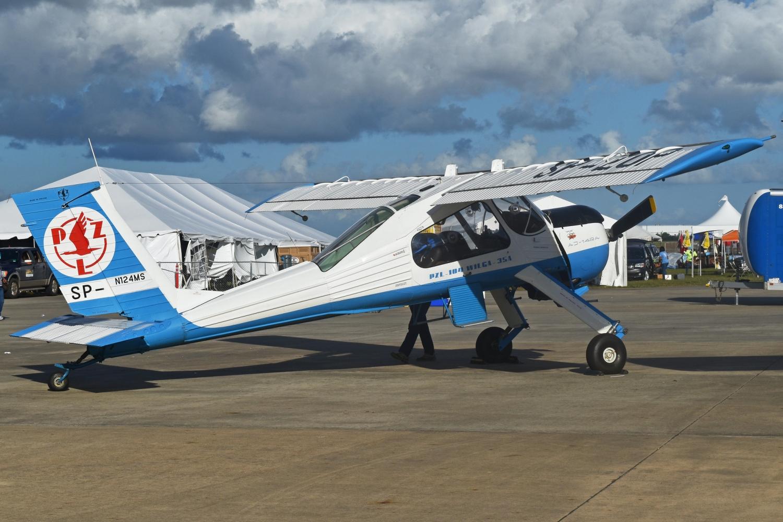 Accident PZL-104 Wilga 35A N124MS